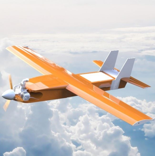 Aerial Drone Target
